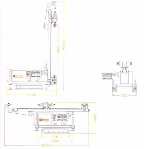 sonda dc123-1