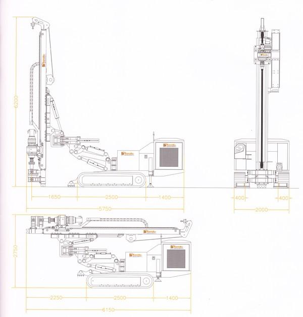 sonda st1250
